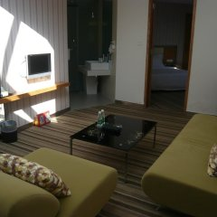 Shanshui Trends Hotel East Railway Station Guangzhou комната для гостей фото 3