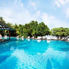 Отель Adaaran Select Meedhupparu Медупару бассейн фото 2