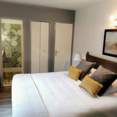 Отель Les Terrasses De Saumur Сомюр комната для гостей фото 4