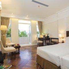 Отель Silk Path Boutique Hanoi комната для гостей фото 5