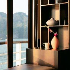 Отель Pelican Halong Cruise интерьер отеля фото 2