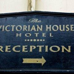 Отель Victorian House Великобритания, Глазго - отзывы, цены и фото номеров - забронировать отель Victorian House онлайн интерьер отеля