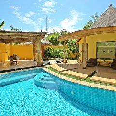 Отель ChiCChiLL @ Eravana, eco-chic pool-villa, Pattaya бассейн