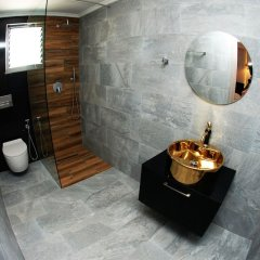 Hotel Kuburi Ксамил ванная фото 2