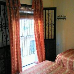 Отель Pensión La Montoreña комната для гостей фото 3