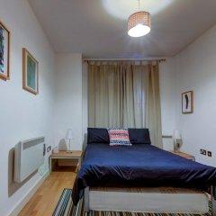 Отель Spacious 1 Bedroom Flat for 2 in Manchester комната для гостей