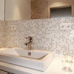 Отель VISIONAPARTMENTS Munich Германия, Мюнхен - отзывы, цены и фото номеров - забронировать отель VISIONAPARTMENTS Munich онлайн ванная
