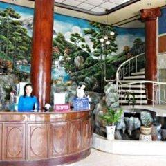 Отель Hai Au Hotel Вьетнам, Вунгтау - отзывы, цены и фото номеров - забронировать отель Hai Au Hotel онлайн интерьер отеля