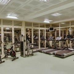 Club Mega Saray Турция, Белек - 4 отзыва об отеле, цены и фото номеров - забронировать отель Club Mega Saray - All Inclusive онлайн фитнесс-зал фото 2