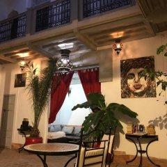 Отель Riad Dar Nabila интерьер отеля фото 2