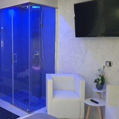 Отель Villa Rosa dei Venti Италия, Чинизи - отзывы, цены и фото номеров - забронировать отель Villa Rosa dei Venti онлайн ванная