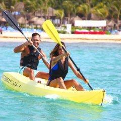 Отель Sandos Playacar Select Club - Только для взрослых, Все включено Плая-дель-Кармен спортивное сооружение