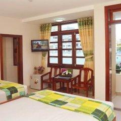 Отель Nang Bien Hotel Вьетнам, Нячанг - отзывы, цены и фото номеров - забронировать отель Nang Bien Hotel онлайн фото 11