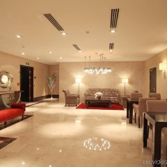 Отель Holiday Inn Istanbul Sisli интерьер отеля