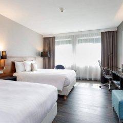 Отель Courtyard by Marriott Amsterdam Airport Нидерланды, Хофддорп - отзывы, цены и фото номеров - забронировать отель Courtyard by Marriott Amsterdam Airport онлайн комната для гостей фото 2