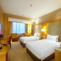 Отель Lakeside Hotel Xiamen Airline Китай, Сямынь - отзывы, цены и фото номеров - забронировать отель Lakeside Hotel Xiamen Airline онлайн комната для гостей фото 5