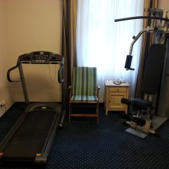 Spa Hotel Schlosspark фитнесс-зал фото 2