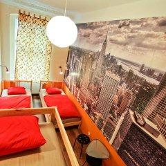 Poco Loco Hostel Познань комната для гостей фото 4