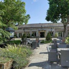 Best Western Premier Doncaster Mount Pleasant Hotel питание