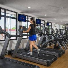 El Cid Granada Hotel & Country Club- All Inclusive фитнесс-зал фото 3