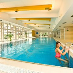Hotel Duo бассейн