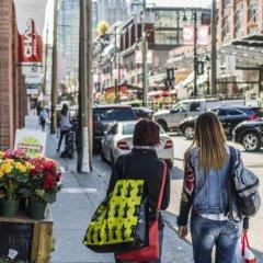 Отель Opus Hotel Канада, Ванкувер - отзывы, цены и фото номеров - забронировать отель Opus Hotel онлайн