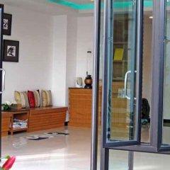 Отель Krabi Cinta House Таиланд, Краби - отзывы, цены и фото номеров - забронировать отель Krabi Cinta House онлайн фитнесс-зал