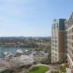 Отель Mandarin Oriental, Washington D.C. США, Вашингтон - отзывы, цены и фото номеров - забронировать отель Mandarin Oriental, Washington D.C. онлайн пляж фото 2