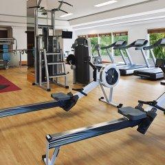 Отель Sheraton Jumeirah Beach Resort ОАЭ, Дубай - 3 отзыва об отеле, цены и фото номеров - забронировать отель Sheraton Jumeirah Beach Resort онлайн фитнесс-зал фото 4