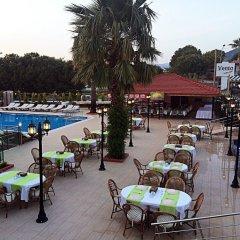 Fethiye Park Hotel питание