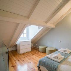 Апартаменты Rose Duplex Apartment 5E Лиссабон комната для гостей фото 2
