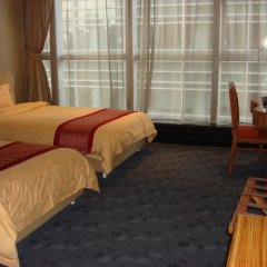 Golden Central Hotel Shenzhen комната для гостей фото 3