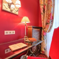 Hotel des Marronniers в номере