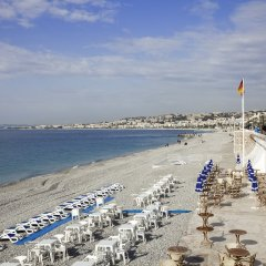 Отель Suite Novotel Nice Aeroport Ницца пляж