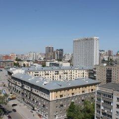 Гостиница Парк Инн от Рэдиссон Новосибирск балкон