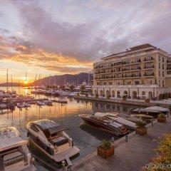 Отель Regent Porto Montenegro пляж