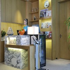 Wongtee V Hotel интерьер отеля фото 2