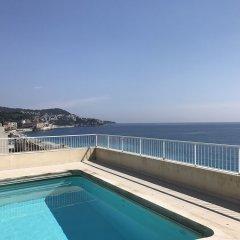 Отель Apart a Nice : A Breathtaking View on the Sea Ницца бассейн