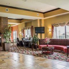 Отель Comfort Suites East Broad at 270 США, Колумбус - отзывы, цены и фото номеров - забронировать отель Comfort Suites East Broad at 270 онлайн интерьер отеля фото 2
