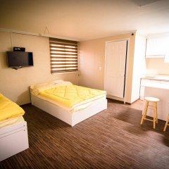YaKorea Hostel Hongdae комната для гостей фото 4
