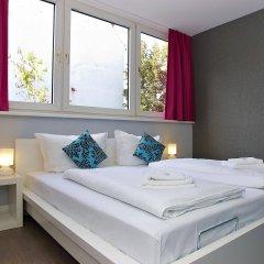 Отель Apartmenthouse Berlin - Am Görlitzer Park комната для гостей