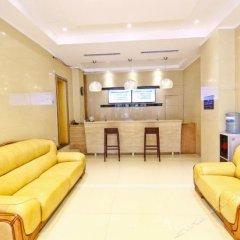 Отель Jinshang Time Hotel (Xi'an Jixiang Road branch) Китай, Сиань - отзывы, цены и фото номеров - забронировать отель Jinshang Time Hotel (Xi'an Jixiang Road branch) онлайн комната для гостей