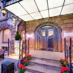 Гостиница Бристоль вид на фасад