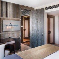 Отель The Marmara Taksim удобства в номере