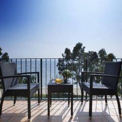Отель Prestige Coral Platja Испания, Курорт Росес - отзывы, цены и фото номеров - забронировать отель Prestige Coral Platja онлайн балкон