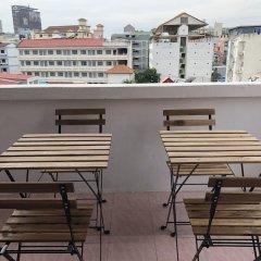 Отель Backpack Station Pattaya - Hostel Таиланд, Паттайя - отзывы, цены и фото номеров - забронировать отель Backpack Station Pattaya - Hostel онлайн балкон