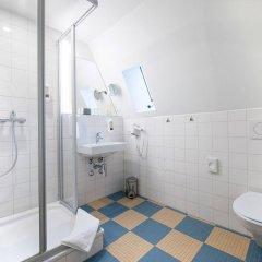 Отель Hottingen Швейцария, Цюрих - отзывы, цены и фото номеров - забронировать отель Hottingen онлайн ванная фото 2