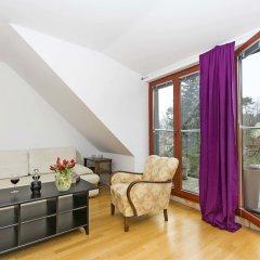 Отель Apartamenty Mój Sopot - Horizon Forest C Польша, Сопот - отзывы, цены и фото номеров - забронировать отель Apartamenty Mój Sopot - Horizon Forest C онлайн комната для гостей фото 3