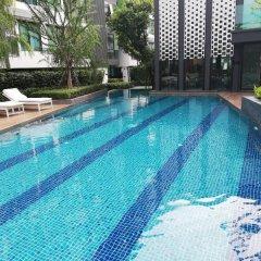 Отель Niche Mono Sukhumvit 50 By Ariva Бангкок бассейн фото 3