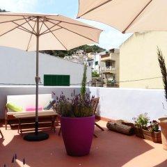 Отель B&B Ses Terrasses бассейн